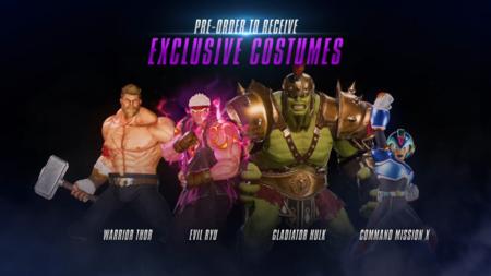 Marvel vs. Capcom: Infinite presenta en un tráiler los trajes alternativos que regalará la reserva del juego