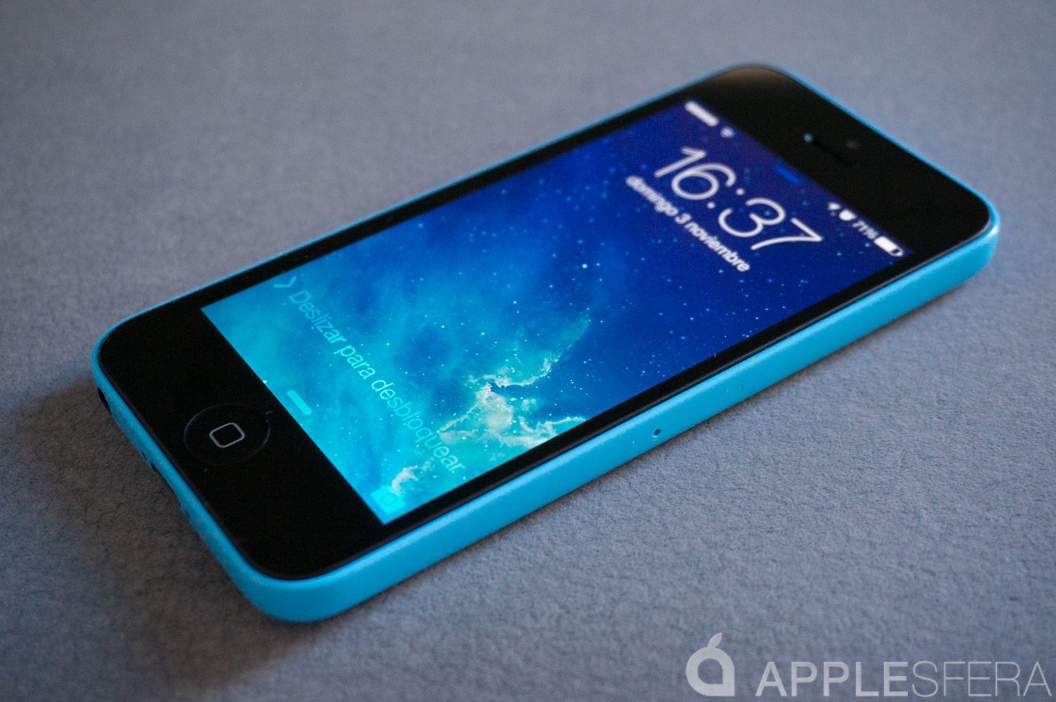 Foto de Así es el iPhone 5c (2/28)