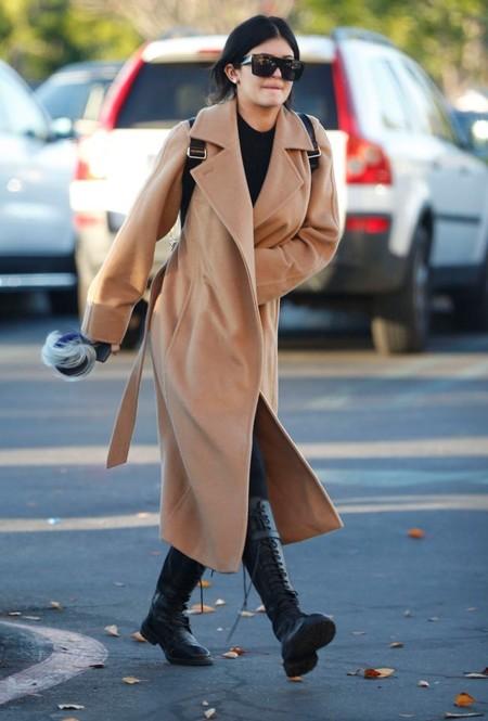 Kylie Jenner Abrigo