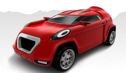 Porsche Traveller Concept, ¿curioso?