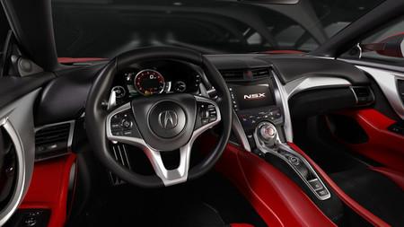 Honda NSX 2015 on acura si, acura da, acura tsx, acura ls,