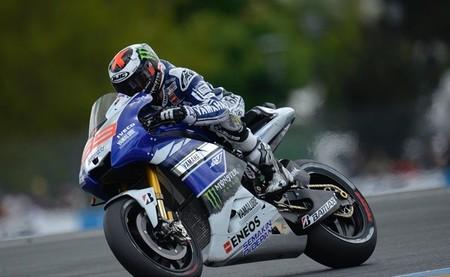 MotoGP Italia 2013: humedad, frío, poco agarre, sustos y caídas peligrosas