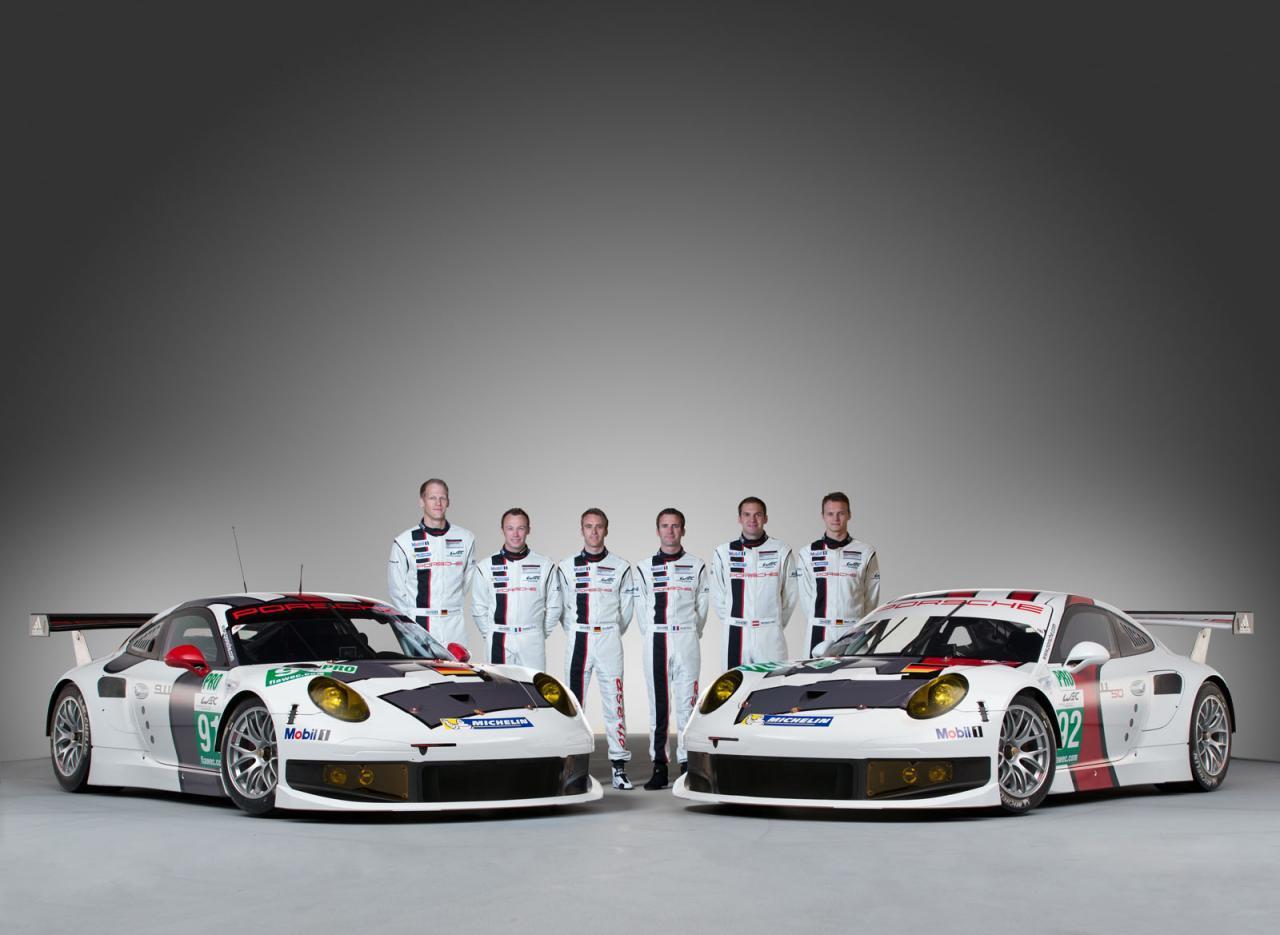 Foto de Porsche 911 RSR 2014 (1/9)