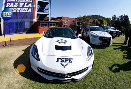 Corvette Camaro Patrulla