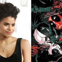 Zazie Beetz será Domino en 'Deadpool 2'