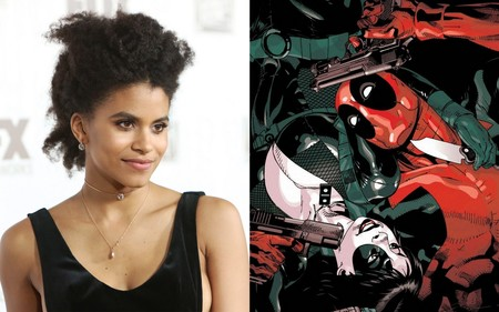 Zazie Beetz será Domino en 'Deadpool 2'