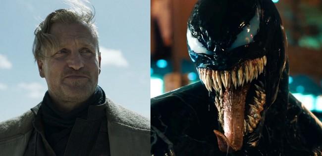 Woody Harrelson confirma que está en 'Venom' pero su papel será importante en la secuela (hola, Carnage)