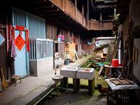 Dormir en un tulou de Fujian
