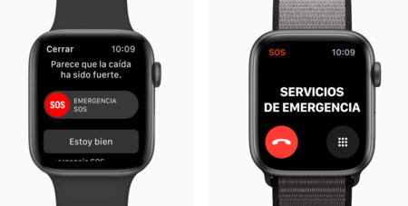 Apple Watch Llamada Emergencia Internacional