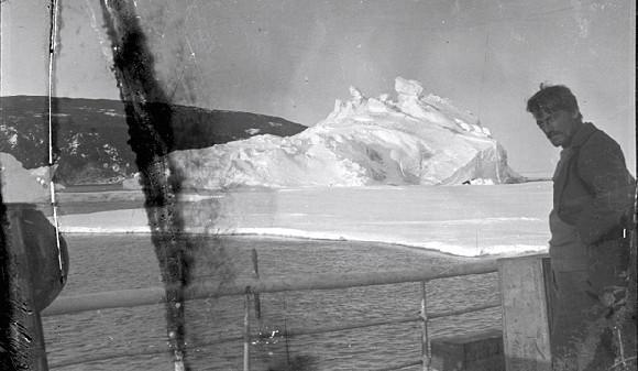 Encuentran unos rollos de negativos congelados en la Antártida desde hace 100 años