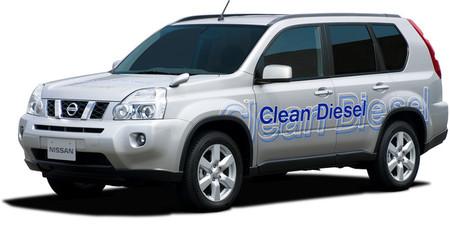 Nissan X-Trail Clean Diesel