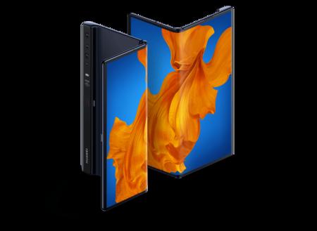 Mate Xs: el segundo smartphone plegable de Huawei se dobla igual que el primero, pero es más caro y tiene 5G
