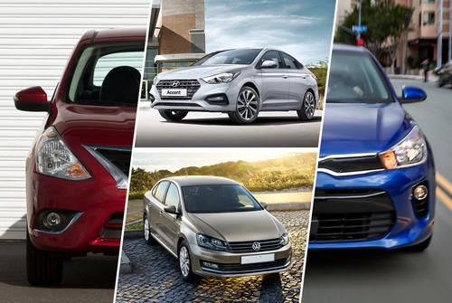 Hyundai Accent vs. Volkswagen Vento, Nissan Versa y KIA Rio: analizamos al novato del segmento