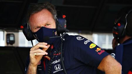 Horner Red Bull F1 2021