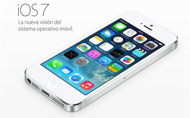 iOS 7 - 1