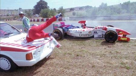 Taki Inoue es considerado el peor piloto de los últimos 20 años