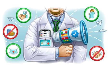 El ministerio de Sanidad de España estrena canal en Telegram: un nuevo modo de mantenerte al día de COVID-19
