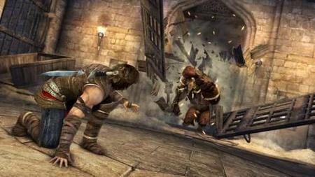'Prince of Persia: Las Arenas Olvidadas', nuevos detalles e imágenes