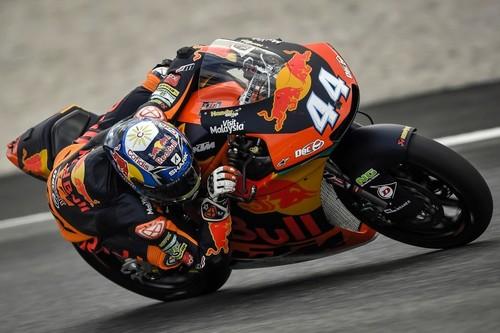 ¡Carrerón! Oliveira doblega a Baldassarri en casa y Mir se anota el segundo podio consecutivo de Moto2