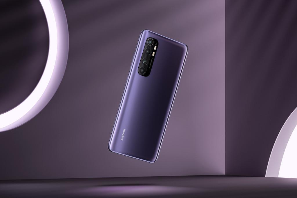 El Xiaomi Mi Note 10 Lite llega a España: precio y disponibilidad oficiales del nuevo gama media con cuatro cámaras de Xiaomi