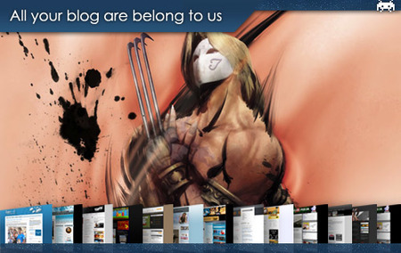All your blog are belong to us (XVIII)