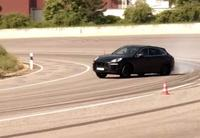 Video: La Porsche Macan y sus amigas, las curvas