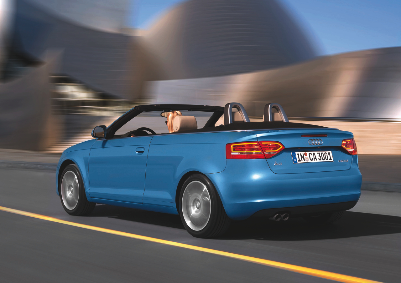 Foto de Audi A3 Cabrio (30/48)