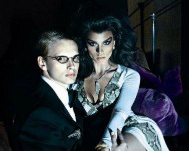 Tom Ford para Vogue París ¿Es posible ser un gran diseñador, director de cine y fotógrafo?
