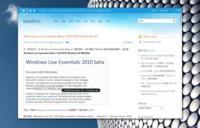 Imagen de la Semana: Internet Explorer 9 con la interfaz Metro