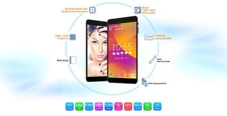 Oferta Flash: tablet Teclast P80H por sólo 49 euros y envío gratis