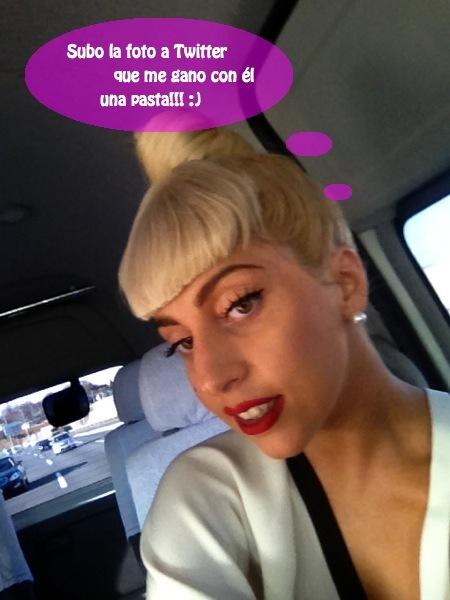 A Lady Gaga su Twitter sí que le sale rentable... ¡y tanto!