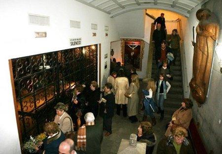 La cripta de Fray Leopoldo: el segundo lugar más visitado de Granada