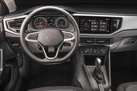 Volkswagen Nivus Comfortline prueba de manejo mexico 8