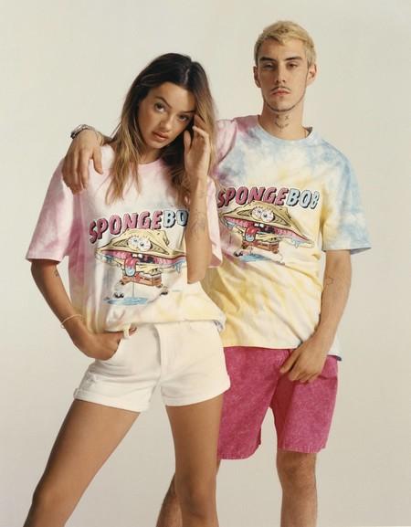 Bershka demuestra que el estilo es mejor en pareja con su colección cápsula con Kid Keo y Luna Sobrino