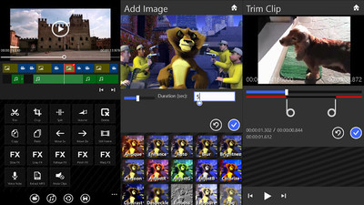 Movie Maker 8.1, completo editor de vídeo para Windows Phone 8.1. La aplicación de la semana