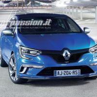 ¡Filtrado! Así es el Renault Mégane 2016