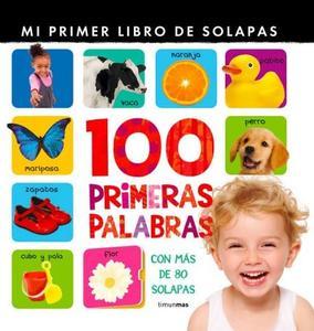 """""""100 primeras palabras"""", la enciclopedia visual para bebés"""