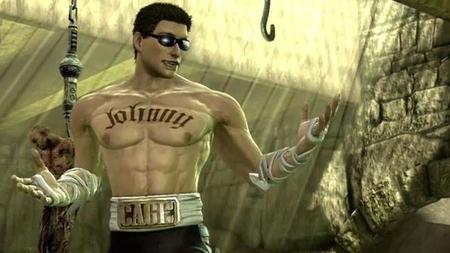 El arrogante Johnny Cage vuelve a Mortal Kombat X