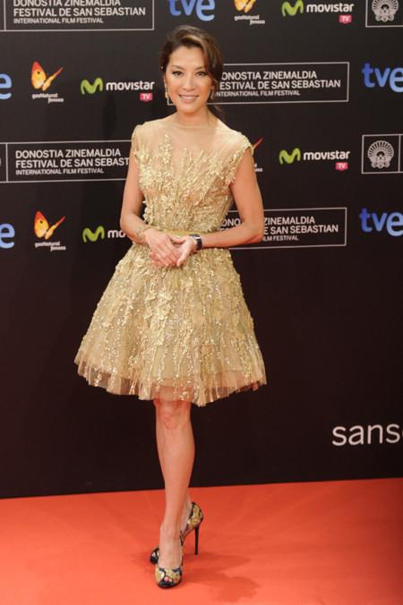 Festival de Cine de San Sebastian 2013 61 edicion Michelle Yeoh