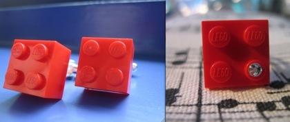 Lego joyas