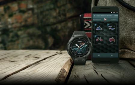 Casio ha presentado su primer Android Wear con diseño de G-Shock y sí, es espectacular