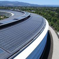 Aparecen nuevos vídeos del Apple Park a vista de drone: más verde, más limpio