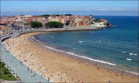 Termas romanas en Gijón
