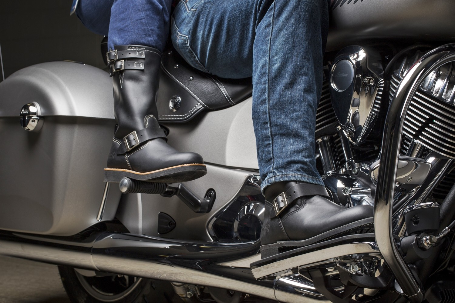 Foto de Indian Motorcycles Boots (1/12)