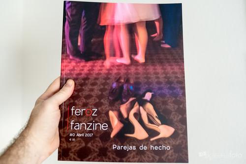 Nace Feroz Fanzine, una nueva iniciativa para la difusión de la imagen desde Huelva