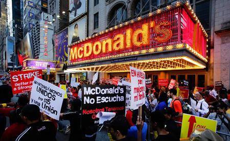 La lucha por #MeToo es también una lucha de clase: la huelga de McDonald's es la mejor prueba