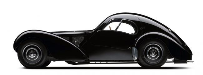 Bugatti Type 57S Atlantic