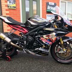 Foto 2 de 11 de la galería triumph-daytona-675r en Motorpasion Moto