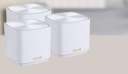 ASUS presenta el ZenWiFi AX Mini (XD4), su nuevo sistema de redes en malla con WiFi 6 y hasta 1.800 Mbps