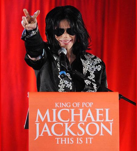 ¡Michael Jackson vuelve a los escenarios!